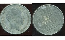 BELGIQUE 5 francs 1941  zinc   ( der belgen )  ( bis )