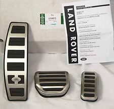 Land Rover Brand LR3 LR4 Range Rover Sport Stainless Steel Pedals OEM Genuine