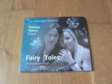 Nikitine Sisters Duet : Fairy Tales - Liszt, Mussorgsky...-CD Hortus NEW