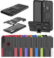 Para Nova 5T Honor 7s 8S 9X 10 Ligero Armadura Golpes Teléfono Funda + Protector