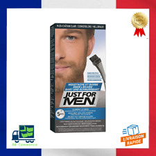 Just For Men Moustache & Barbe Teinture Barbe, Châtain Clair - 28 g
