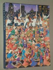 (1984) VINTAGE AUTHENTIC SPRINGBOK 500 Piece Jigsaw Puzzle PARTY ANIMALS