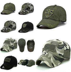 Army Baseball Cap NEW UK Seller Hat Military Flag US