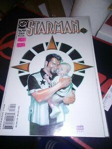 Starman #80A, DC, 2001, NM, Jack Gives Cosmic Staff To Courtney aka Stargirl
