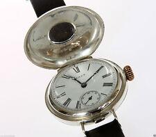 Rolex Silver Strap Analog Wristwatches