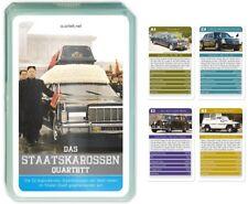 Staatskarossen cuarteto auto aureas juego de cartas