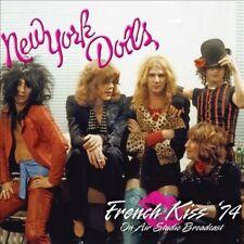 French Kiss '74+Actress: Birth of the New York Dolls by New York Dolls (Vinyl, Nov-2013, 2 Discs, Cleopatra)