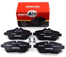 MINTEX FRONT AXLE BRAKE PADS FOR BMW MINI MDB2682 (REAL IMAGE OF PART)