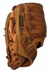 Vintage Franklin Top Grain Cowhide Baseball Glove 1128 LHT Handcrafted In Japan
