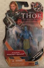 Thor The Mighty Avenger Movie Invasion Ice Giant sealed
