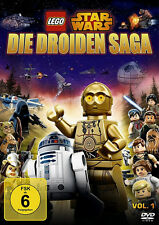 Lego Star Wars: Volume 1 - Die Droiden Saga (Walt Disney)            | DVD | 077