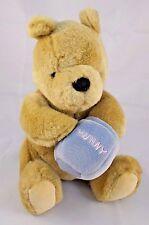 "Gund Classic Pooh w/ Honey Pot Plush 8"""
