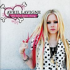 AVRIL LAVIGNE : THE BEST DAMN THING / CD