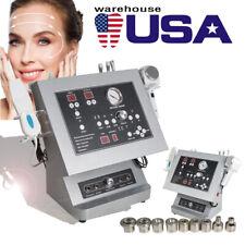 4 in1 Diamond Microdermabrasion Ultrasound Beauty Skin Care Scrubber Machine Usa
