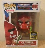 FUNKO POP! MASTERS OF THE UNIVERSE CLAWFUL 2020 SDCC #1018