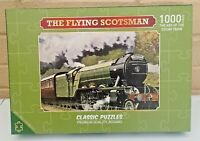 THE FLYING SCOTSMAN Classic Puzzles 1000 piece Jigsaw Puzzle