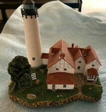 """Reduced! Harbour Lights """"Point Iroquois�. Michigan 2002. #270. Great condition"""