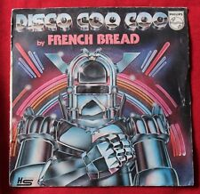 French Bread, disco coo coo, SP - 45 tours
