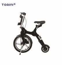 Tomini 250w/36v Big Wheel Mini Folding Electric Moped Scooter NEW