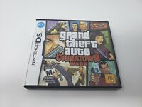 Grand Theft Auto Chinatown Wars (Nintendo DS) CIB Complete TESTED Fast Shipping