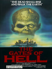 City of the Living Dead Gates of Hell High Quality Metal Fridge Magnet 3x4 9948