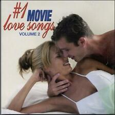 #1 Movie Love Songs, Vol. 2 - Romance Music - Factory Sealed w/ Case Defects