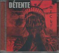 DETENTE- Decline CD female fronted THRASH METAL ovp/sealed ala ZNÖWHITE/SENTINEL