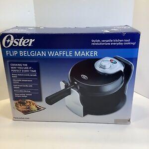 Oster Flip Belgian Waffle Maker CKSTWFBF10, New in box.