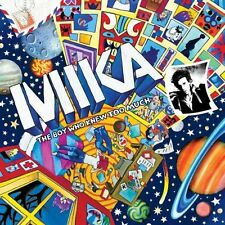 MIKA - THE BOY WHO KNEW TOO MUCH CD ALBUM (2009)