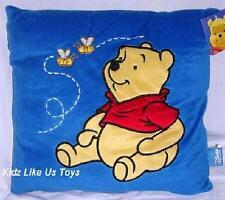 ~ Winnie the Pooh -PLUSH BED CUSHION PILLOW