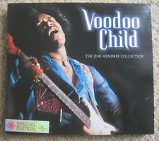THE JIMI HENDRIX COLLECTION Voodoo Child 2xCD SPECIAL EDITION Haze EX