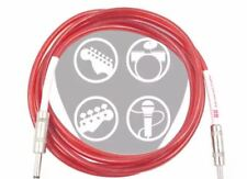 Soundcheck HK Electric Guitar 3m/10ft Guitar Lead cable (red)
