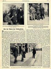 De l'école des pickpockets essai avec les enregistrements historiques de 1906