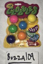 (6) Pack Crayola Globbles Jukers Tik Tok Sticky Slime Fidget Toy SOLD OUT TIKTOK