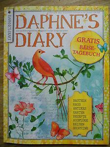 Daphne´s Diary - Magazin voller Inspirationen - Ausgabe 4/2016 - Rarität