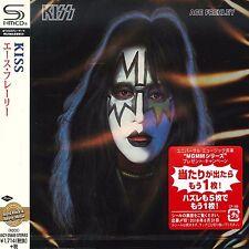 KISS - 4 SOLO RELEASES - JAPAN Jewel Case SHM - ACE, GENE, PAUL, PETER - 4 CD