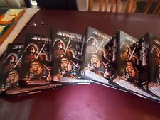 Star Wars Fact Files Complete Set 7 Folders All 140 Files! Very Good Cond.