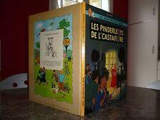 EO 1980 Les pinderleots de l'Castafiore picard tournaisien BE Hergé Tintin