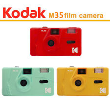 New Genuine Kodak Vintage Retro M35 35mm Reusable Film Camera Christmas present