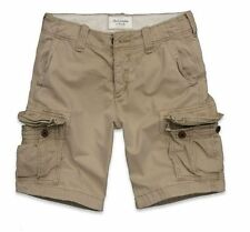 Abercrombie & Fitch Solid Regular 31 Size Shorts for Men