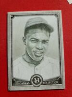 2020 Topps Museum Jackie Robinson Canvas Collection