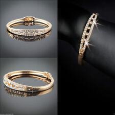 Markenlose Modeschmuck-Armbänder mit Cubic Zirkonia-Kristall