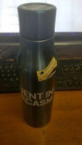 "Room Essentials 20oz Stainless Steel Portable Water Bottle ""Sarcasm""-STICKERS"