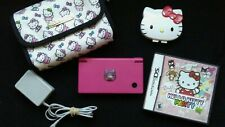Nintendo DSi with Hello Kitty game & Accessories (tested)
