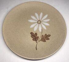 Lot4 De 6 Petites Assiettes Décor Floral Faïence De St Amand Automne 21 Cm