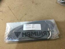 Triumph Bonneville, T100 EFI Right Petrol Tank Knee Pad NEW