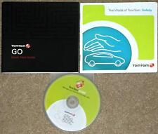 TOMTOM GO ~ GPS ~ QUICK START GUIDE SAFETY GUIDE AND CD-ROM