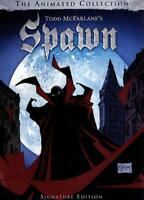 TODD MCFARLANE'S SPAWN: THE ANIMATED COLLECTION NEW DVD