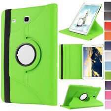 Flip Rotated Leather Case Stand Cover For Samsung Galaxy Tab 4 Lite 7.0 8.0 10.1