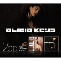 ALICIA KEYS - SONGS IN A MINOR/THE DIARY OF 2 CD 33 TRACKS INTERNATIONAL POP NEU